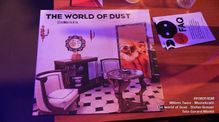 jDSC08300- Willem Twee - Muziekcafe - The world of Dust - Stefan Breuer - 14mrt2019 -  foto GerardMontE web