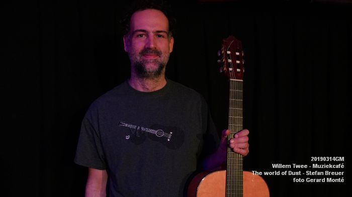 jDSC08303- Willem Twee - Muziekcafe - The world of Dust - Stefan Breuer - 14mrt2019 -  foto GerardMontE web