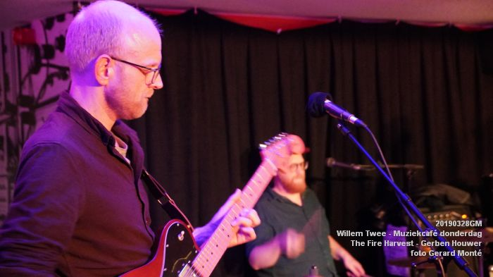 kDSC09722- Willem Twee - Muziekcafe - The Fire Harvest  - 28mrt2019 -  foto GerardMontE web