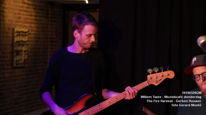kDSC09731- Willem Twee - Muziekcafe - The Fire Harvest  - 28mrt2019 -  foto GerardMontE web