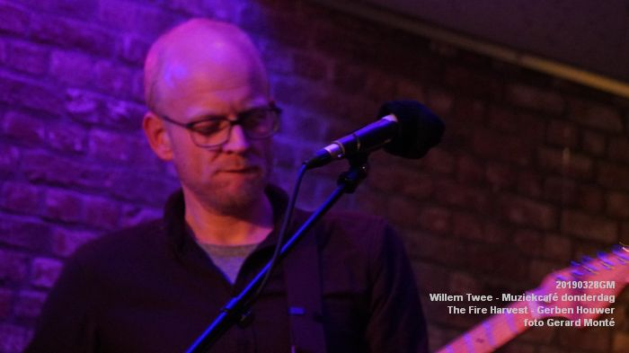 kDSC09743- Willem Twee - Muziekcafe - The Fire Harvest  - 28mrt2019 -  foto GerardMontE web