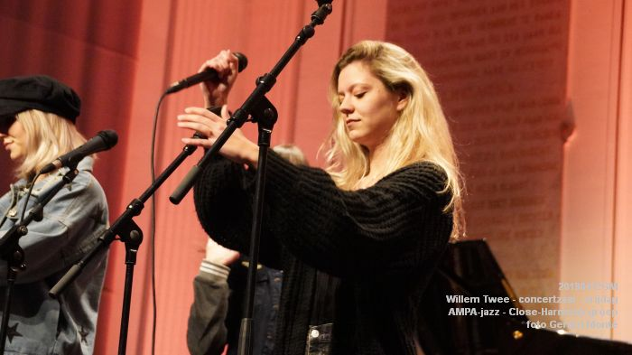 nDSC01102- Willem Twee - concertzaal - AMPA-jazz Close-Harmony groep  - 12apr2019 -  foto GerardMontE web