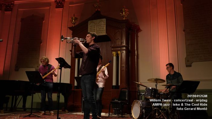 nDSC01130- Willem Twee - concertzaal - AMPA-jazz-  Ieke and The Cool Kids  - 12apr2019 -  foto GerardMontE web