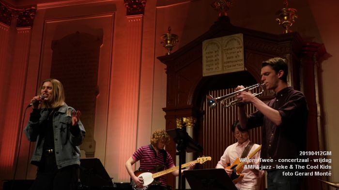 nDSC01149- Willem Twee - concertzaal - AMPA-jazz-  Ieke and The Cool Kids  - 12apr2019 -  foto GerardMontE web