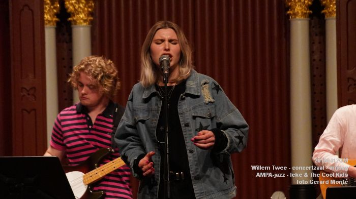 nDSC01164- Willem Twee - concertzaal - AMPA-jazz-  Ieke and The Cool Kids  - 12apr2019 -  foto GerardMontE web