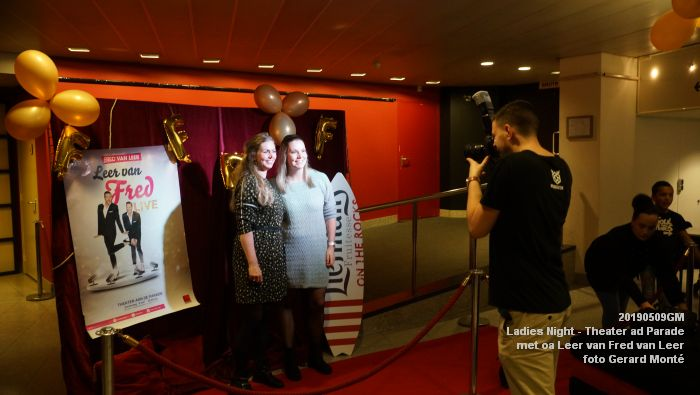 DSC08744- Ladies Night  met Leer van Fred van Leer - Theater aan de Parade - 9mei2019 -  foto GerardMontE web