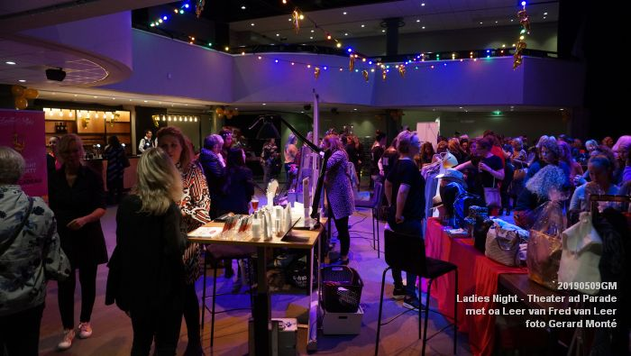 DSC08745- Ladies Night  met Leer van Fred van Leer - Theater aan de Parade - 9mei2019 -  foto GerardMontE web