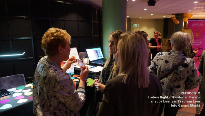 DSC08746- Ladies Night  met Leer van Fred van Leer - Theater aan de Parade - 9mei2019 -  foto GerardMontE web