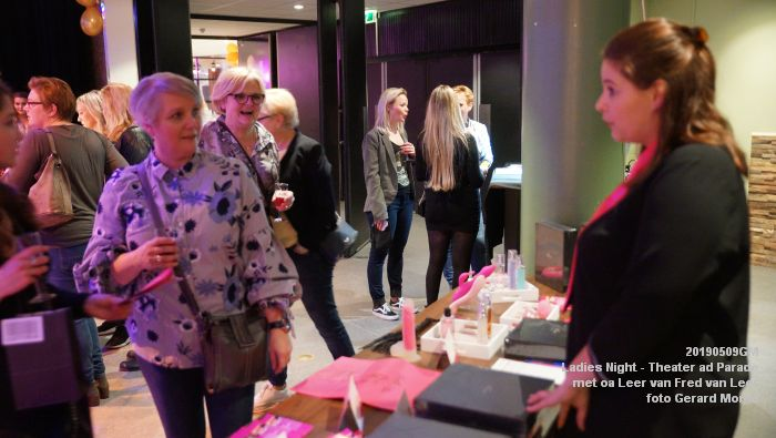 DSC08748- Ladies Night  met Leer van Fred van Leer - Theater aan de Parade - 9mei2019 -  foto GerardMontE web