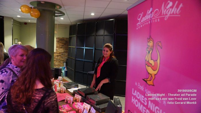 DSC08749- Ladies Night  met Leer van Fred van Leer - Theater aan de Parade - 9mei2019 -  foto GerardMontE web