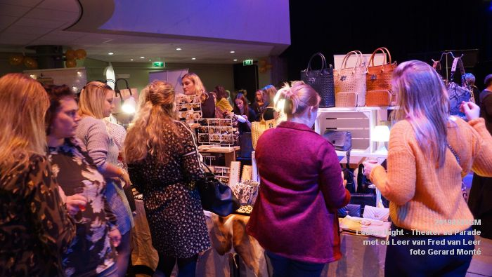 DSC08753- Ladies Night  met Leer van Fred van Leer - Theater aan de Parade - 9mei2019 -  foto GerardMontE web