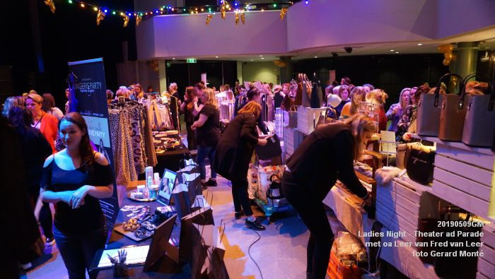 DSC08756- Ladies Night  met Leer van Fred van Leer - Theater aan de Parade - 9mei2019 -  foto GerardMontE web