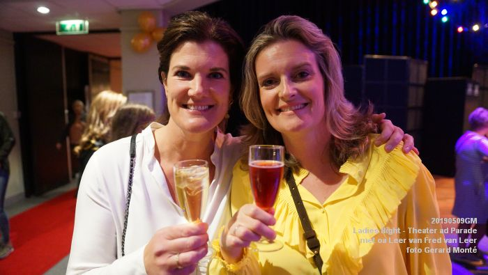DSC08759- Ladies Night  met Leer van Fred van Leer - Theater aan de Parade - 9mei2019 -  foto GerardMontE web