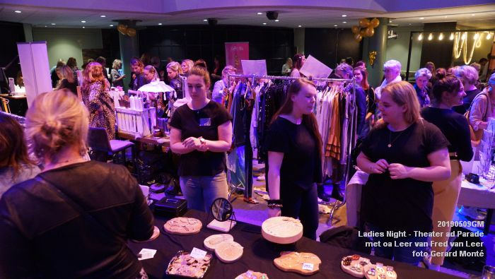 DSC08761- Ladies Night  met Leer van Fred van Leer - Theater aan de Parade - 9mei2019 -  foto GerardMontE web