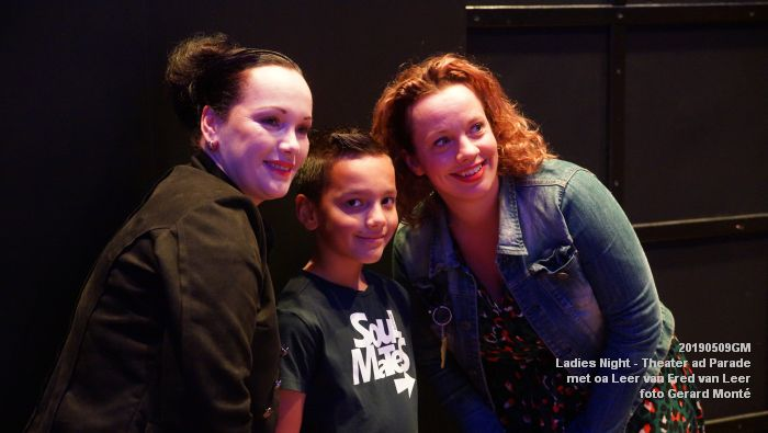 DSC08764- Ladies Night  met Leer van Fred van Leer - Theater aan de Parade - 9mei2019 -  foto GerardMontE web