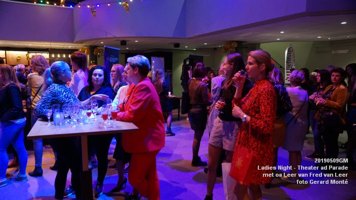 DSC08765- Ladies Night  met Leer van Fred van Leer - Theater aan de Parade - 9mei2019 -  foto GerardMontE web
