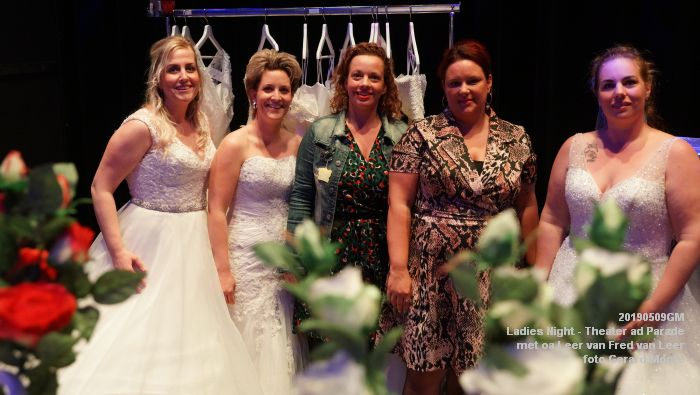 DSC08767- Ladies Night  met Leer van Fred van Leer - Theater aan de Parade - 9mei2019 -  foto GerardMontE web