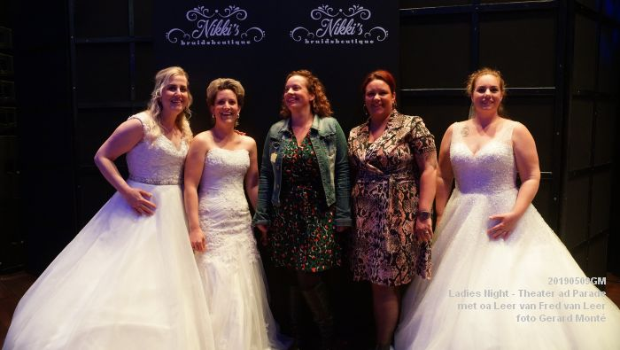 DSC08768- Ladies Night  met Leer van Fred van Leer - Theater aan de Parade - 9mei2019 -  foto GerardMontE web