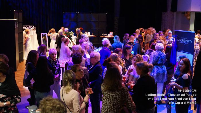 DSC08775- Ladies Night  met Leer van Fred van Leer - Theater aan de Parade - 9mei2019 -  foto GerardMontE web