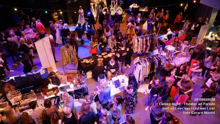 DSC08777- Ladies Night  met Leer van Fred van Leer - Theater aan de Parade - 9mei2019 -  foto GerardMontE web