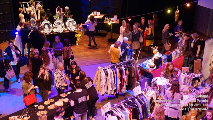 DSC08778- Ladies Night  met Leer van Fred van Leer - Theater aan de Parade - 9mei2019 -  foto GerardMontE web
