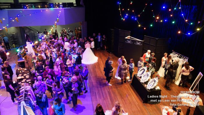 DSC08781- Ladies Night  met Leer van Fred van Leer - Theater aan de Parade - 9mei2019 -  foto GerardMontE web