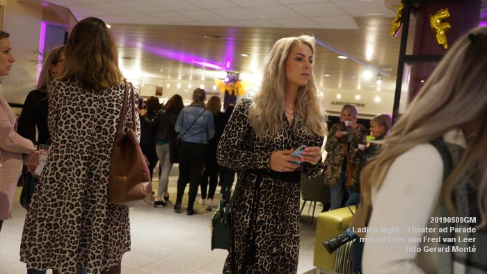 DSC08793- Ladies Night  met Leer van Fred van Leer - Theater aan de Parade - 9mei2019 -  foto GerardMontE web