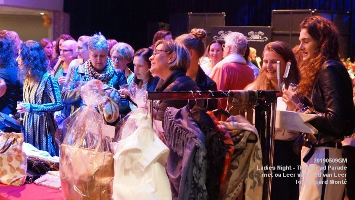 DSC08797- Ladies Night  met Leer van Fred van Leer - Theater aan de Parade - 9mei2019 -  foto GerardMontE web