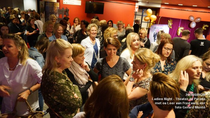 DSC08802- Ladies Night  met Leer van Fred van Leer - Theater aan de Parade - 9mei2019 -  foto GerardMontE web