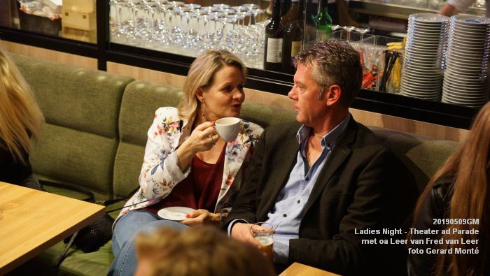 DSC08804- Ladies Night  met Leer van Fred van Leer - Theater aan de Parade - 9mei2019 -  foto GerardMontE web