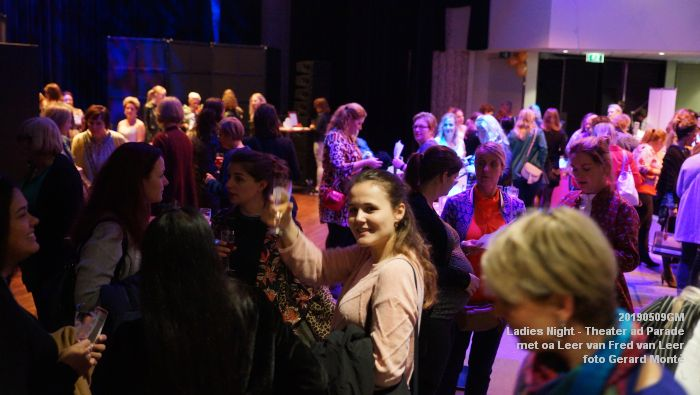DSC08807- Ladies Night  met Leer van Fred van Leer - Theater aan de Parade - 9mei2019 -  foto GerardMontE web