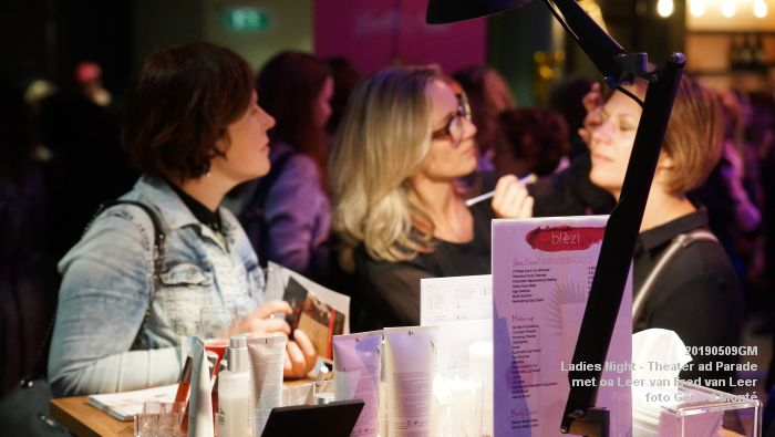DSC08808- Ladies Night  met Leer van Fred van Leer - Theater aan de Parade - 9mei2019 -  foto GerardMontE web