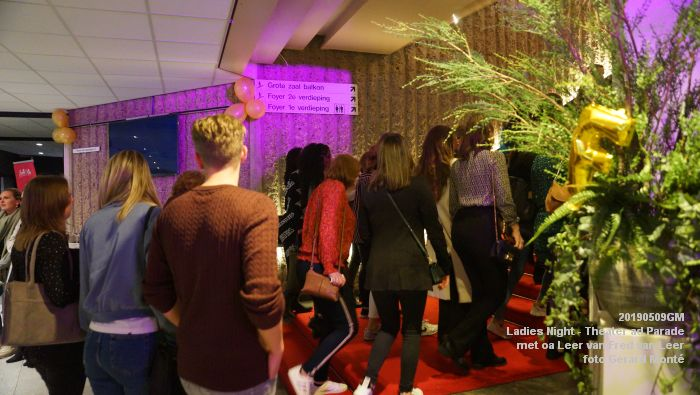 DSC08810- Ladies Night  met Leer van Fred van Leer - Theater aan de Parade - 9mei2019 -  foto GerardMontE web