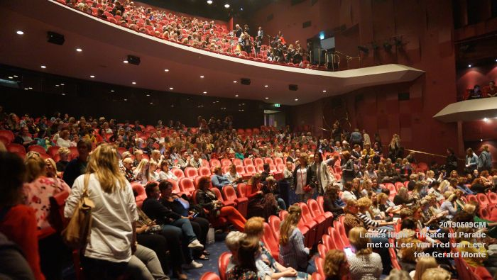 DSC08812- Ladies Night  met Leer van Fred van Leer - Theater aan de Parade - 9mei2019 -  foto GerardMontE web
