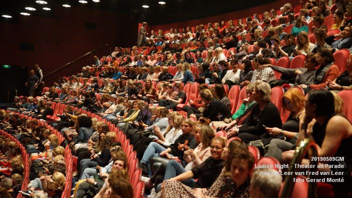 DSC08819- Ladies Night  met Leer van Fred van Leer - Theater aan de Parade - 9mei2019 -  foto GerardMontE web