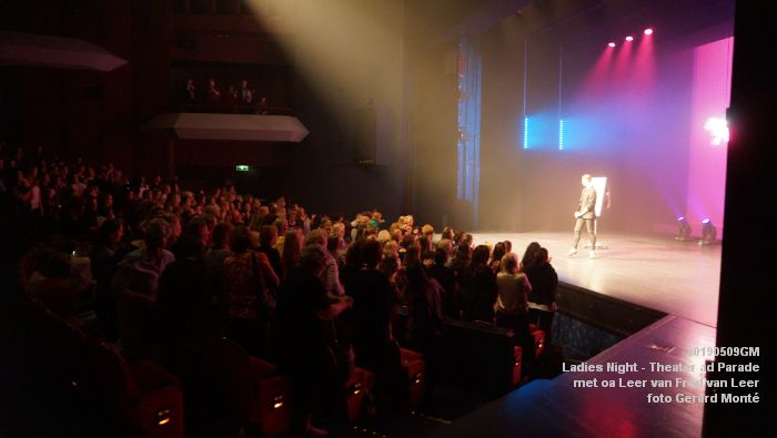 DSC08882- Ladies Night  met Leer van Fred van Leer - Theater aan de Parade - 9mei2019 -  foto GerardMontE web