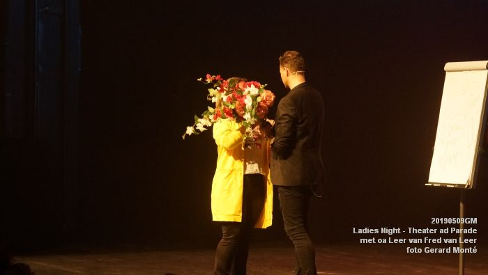 DSC08885- Ladies Night  met Leer van Fred van Leer - Theater aan de Parade - 9mei2019 -  foto GerardMontE web