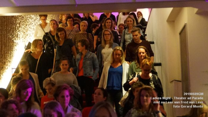 DSC08889- Ladies Night  met Leer van Fred van Leer - Theater aan de Parade - 9mei2019 -  foto GerardMontE web
