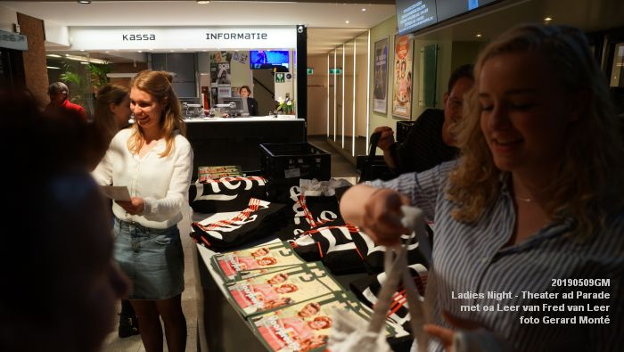 DSC08890- Ladies Night  met Leer van Fred van Leer - Theater aan de Parade - 9mei2019 -  foto GerardMontE web
