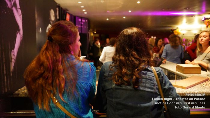 DSC08893- Ladies Night  met Leer van Fred van Leer - Theater aan de Parade - 9mei2019 -  foto GerardMontE web