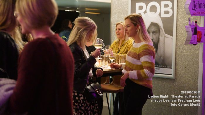 DSC08894- Ladies Night  met Leer van Fred van Leer - Theater aan de Parade - 9mei2019 -  foto GerardMontE web