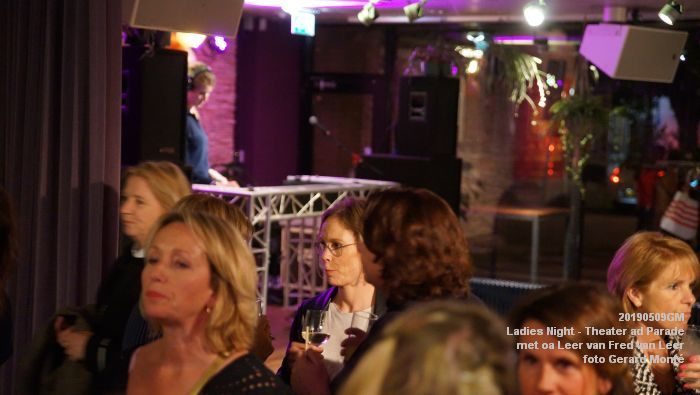 DSC08895- Ladies Night  met Leer van Fred van Leer - Theater aan de Parade - 9mei2019 -  foto GerardMontE web