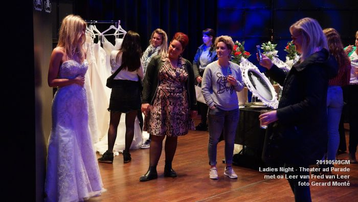 DSC08898- Ladies Night  met Leer van Fred van Leer - Theater aan de Parade - 9mei2019 -  foto GerardMontE web