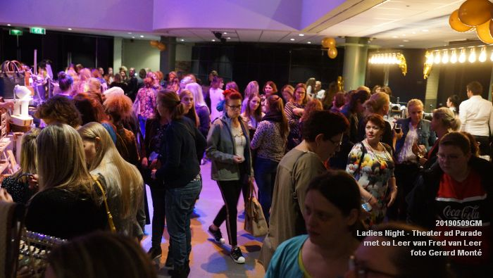 DSC08899- Ladies Night  met Leer van Fred van Leer - Theater aan de Parade - 9mei2019 -  foto GerardMontE web