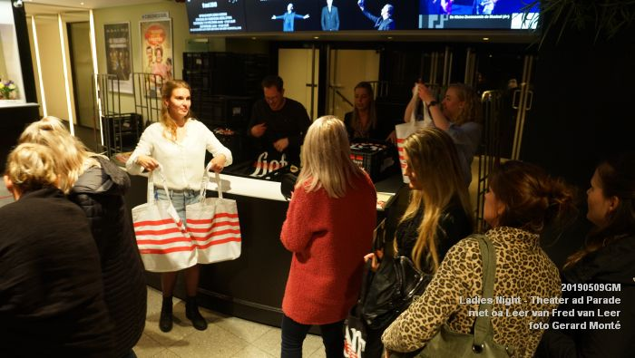 DSC08908- Ladies Night  met Leer van Fred van Leer - Theater aan de Parade - 9mei2019 -  foto GerardMontE web