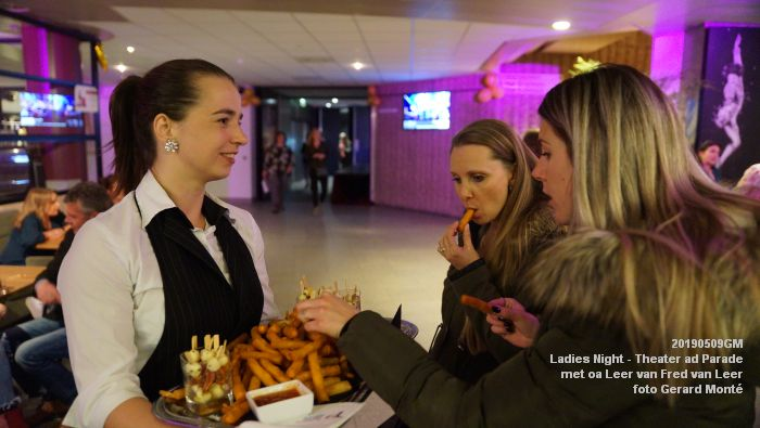 DSC08913- Ladies Night  met Leer van Fred van Leer - Theater aan de Parade - 9mei2019 -  foto GerardMontE web
