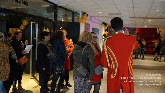 aDSC08786- Ladies Night  met Leer van Fred van Leer - Theater aan de Parade - 9mei2019 -  foto GerardMontE web