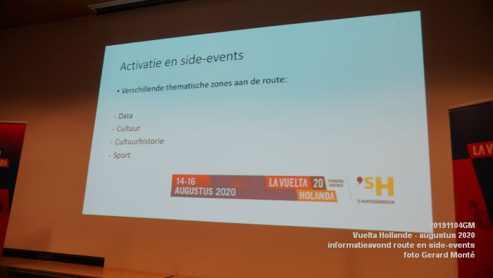 DSC03871- Vuelta Hollande augustus 2020 - informatieavond over de route en side-events - 4nov2019 - foto GerardMontE web