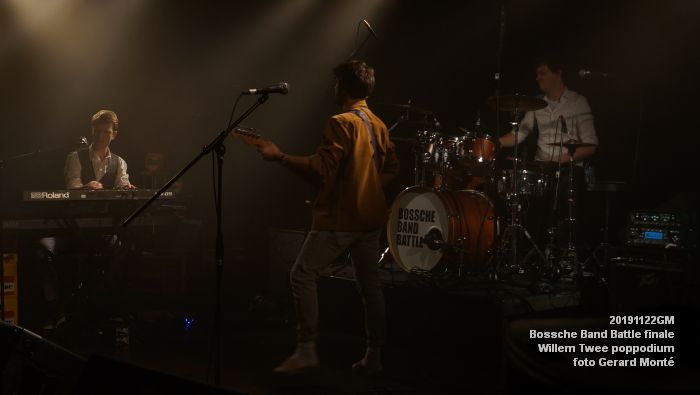 DSC06078- finale van de Bossche Band Battle 2019  - Willem Twee poppodium - 22nov2019 - foto GerardMontE web