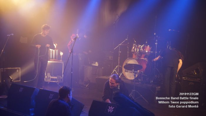 DSC06101- finale van de Bossche Band Battle 2019  - Willem Twee poppodium - 22nov2019 - foto GerardMontE web